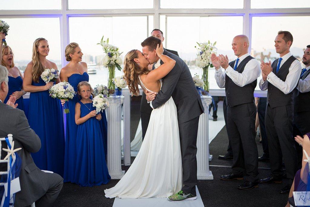 Riker Wedding - Marina del Rey, Calif.