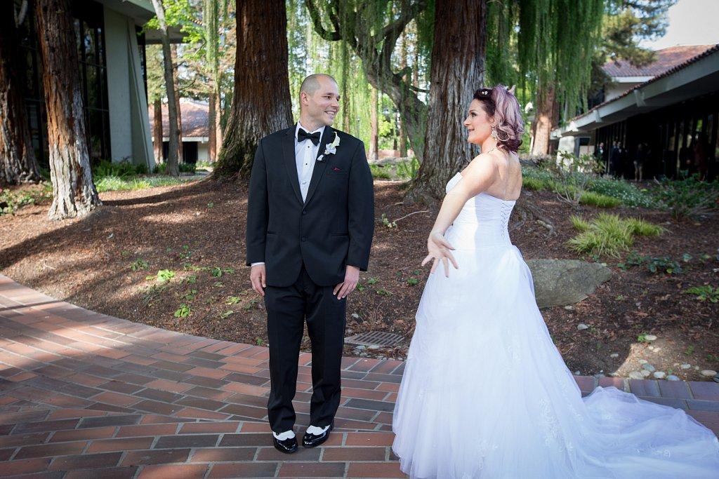 Price Wedding - Santa Clara, Calif.