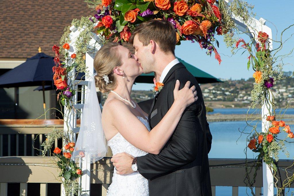 Mykytyn Wedding - Mill Valley, Calif.