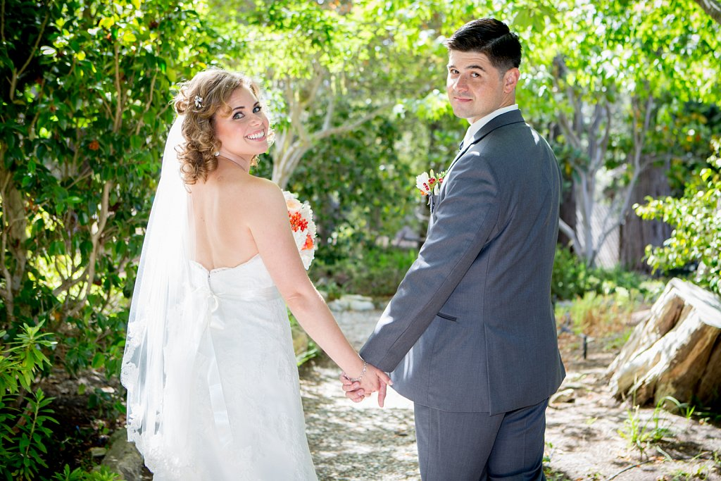 Barron Wedding - Monterey, Calif.