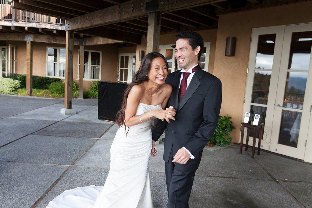 Fischbach Wedding - Napa Valley, Calif.